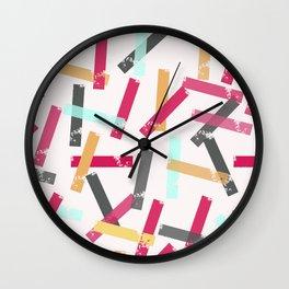 KISOMNA #3 Wall Clock