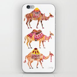 Camel Train iPhone Skin