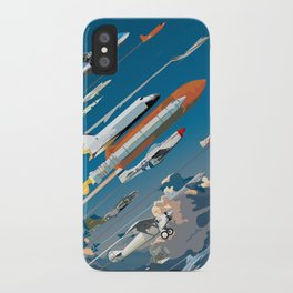 100 Years of Aviation iPhone Case