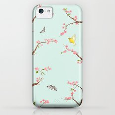 Jenny Chinoiserie on mint Slim Case iPhone 5c