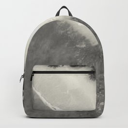 Leave nothing, but your footprints series - III.-  Backpack