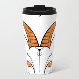 Gazelle Metal Travel Mug