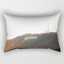 Hollywood Gold Rectangular Pillow
