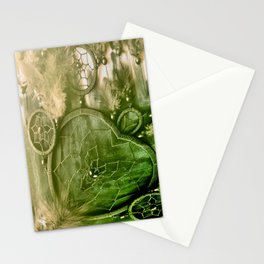 Mirrored Dreams Stationery Cards