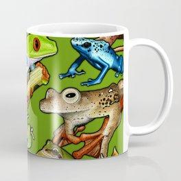 Save Our Species - Frog Poster Print Coffee Mug