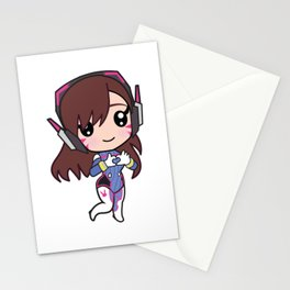 Cute Dva Stationery Cards