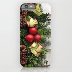 Holiday Wreath iPhone 6s Slim Case