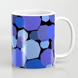 Blue Mica Coffee Mug