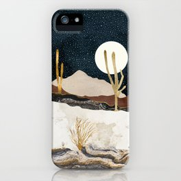 Desert View iPhone Case