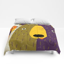 WAKE UP CALL Comforters