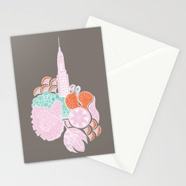 NYC- Spring Stationery Cards