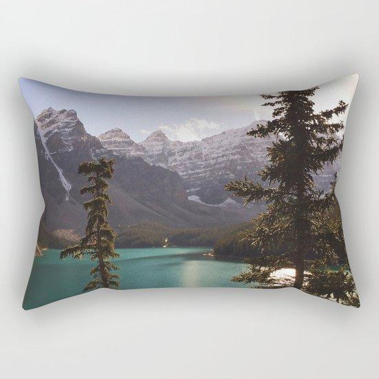 Reflections / Landscape Nature Photography Rectangular Pillow