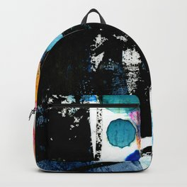 Ecstasy Dream No. 8 by Kathy Morton Stanion Backpack