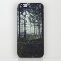 marina and the diamonds iPhone & iPod Skins featuring Through The Trees by Tordis Kayma