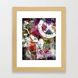Brushed Framed Art Print