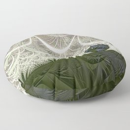 Defying the winds Floor Pillow