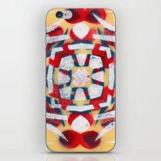 Whiteexbloodmoths iPhone & iPod Skin