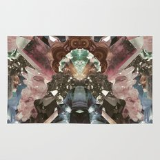 Crystal Collage Rug