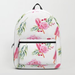 Tropical Chill Rose Backpack