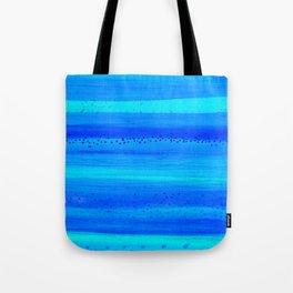 Blue Sky Blue Waters Tote Bag