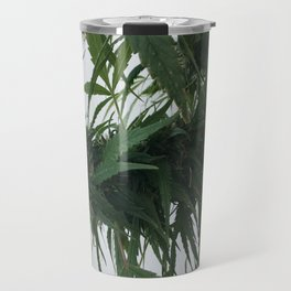 Cannabis seen on mail route Travel Mug