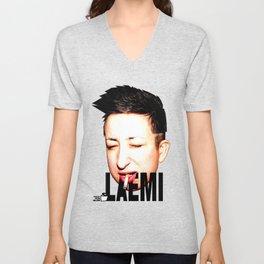 TOILET CLUB #laemi Unisex V-Neck