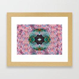 Orpheus' Garden Framed Art Print