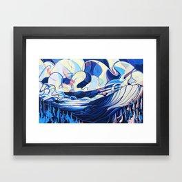 Baldface Lodge :: Trevors Framed Art Print