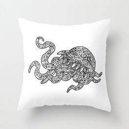Ultros Throw Pillow