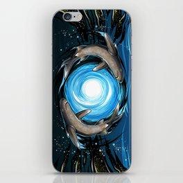 Shark Mandala iPhone Skin