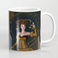 Libra zodiac sign Mug
