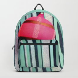 A Bit Of Pink Plaid Backpack