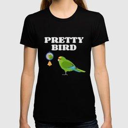 Pretty Bird New Zealand Parakeet T-shirt