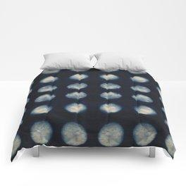 Shibori Moons Comforters