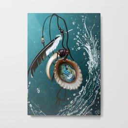 Pendant - The Heart of the Ocean Metal Print