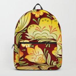 Art Flowers V2 Backpack
