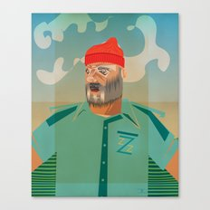 Steve Z. Canvas Print