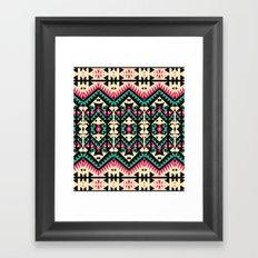 Mix #583 Framed Art Print