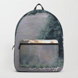 Merry Christmas 5 Backpack