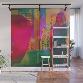 Perspective Wall Mural