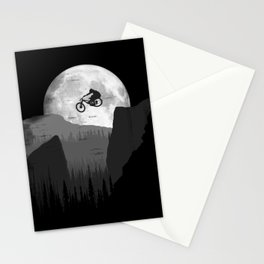 Moon Jump Stationery Cards