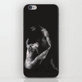 In The Flesh VIII iPhone Skin