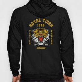 Royal Tiger Hoody