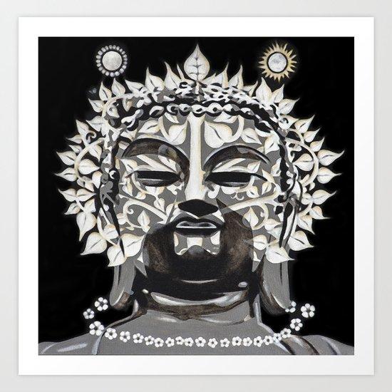 The Bodhi Tree Art Print