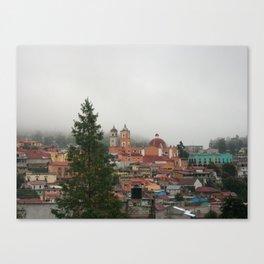 Mineral del  Monte Canvas Print