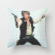 Han Solo - StarWars - Pantone Swatch Art Throw Pillow