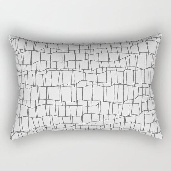 pattern 0054 Rectangular Pillow
