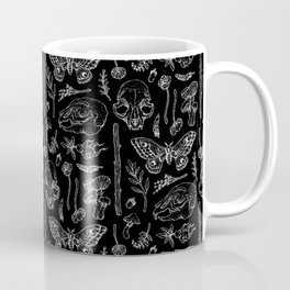 Witchcraft II [B&W] Coffee Mug