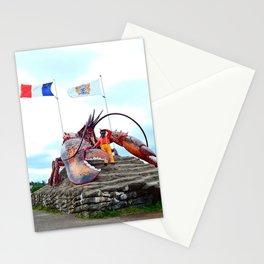 Shediac Lobster Stationery Cards
