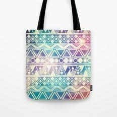 Tribal Orbit Tote Bag